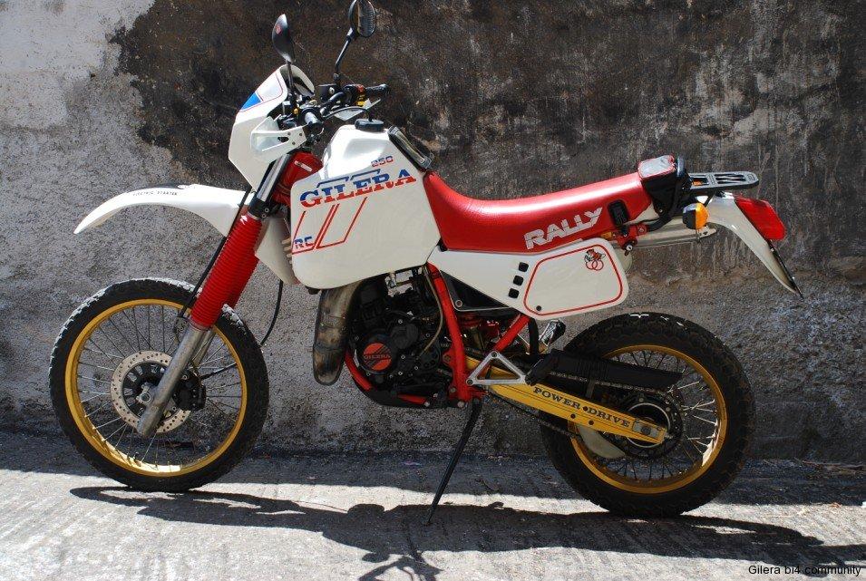 Gilera Rc 250